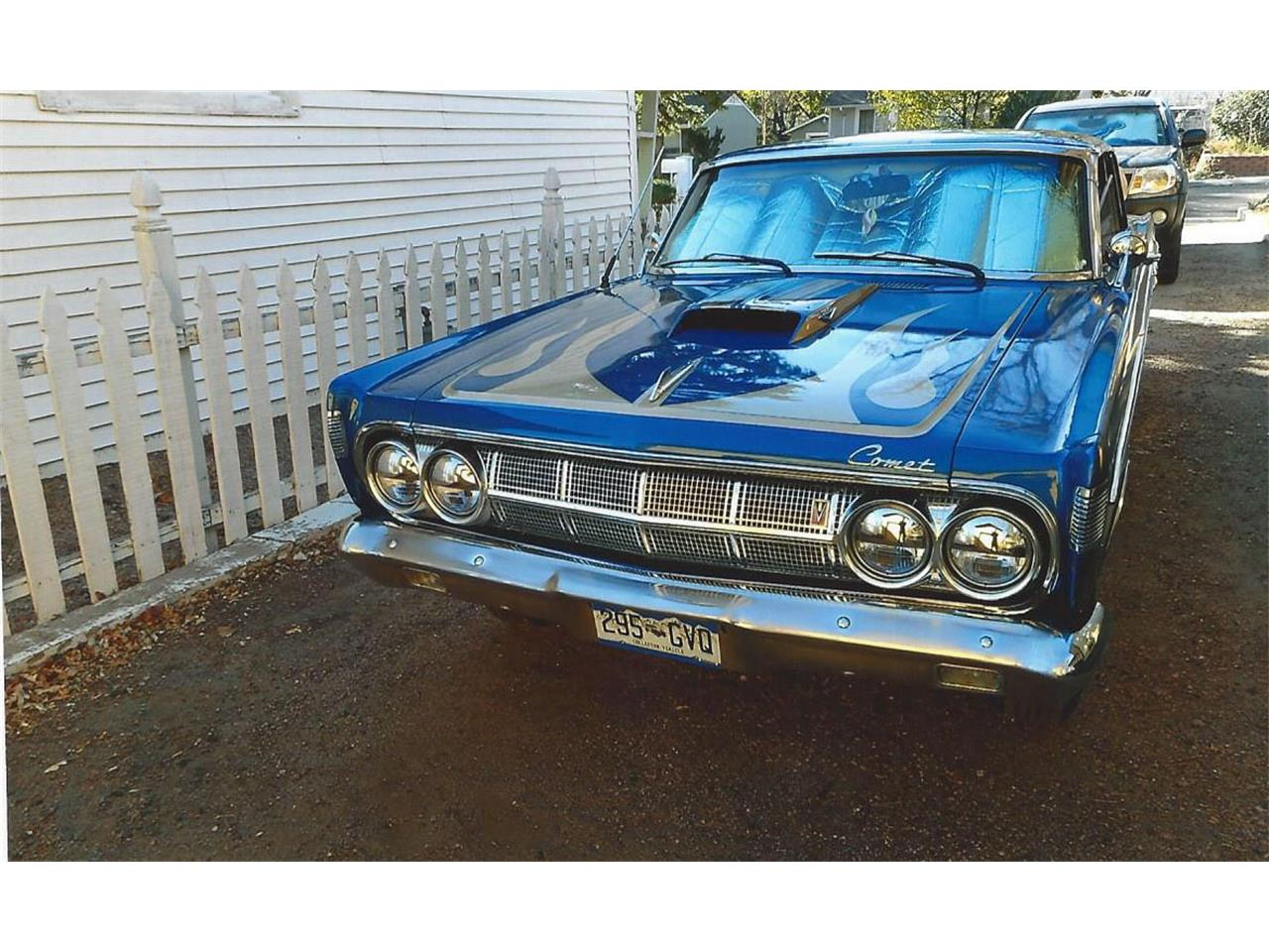 Large Picture of '64 Comet Caliente - QROV