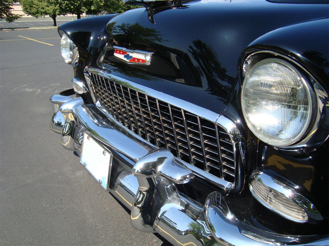 Large Picture of '55 Bel Air - QROX