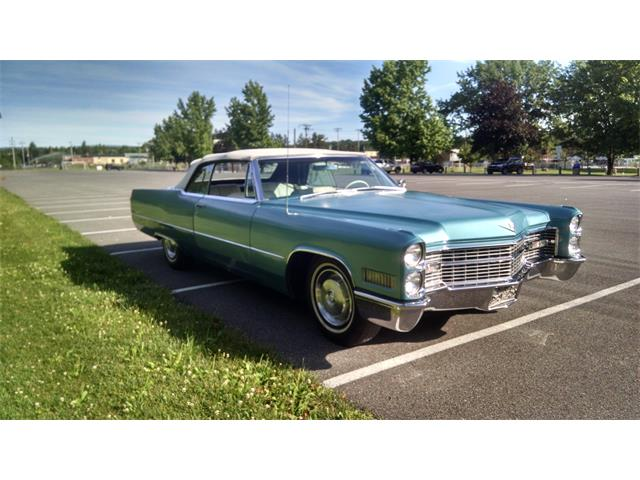 Picture of '66 Coupe DeVille - QRP5