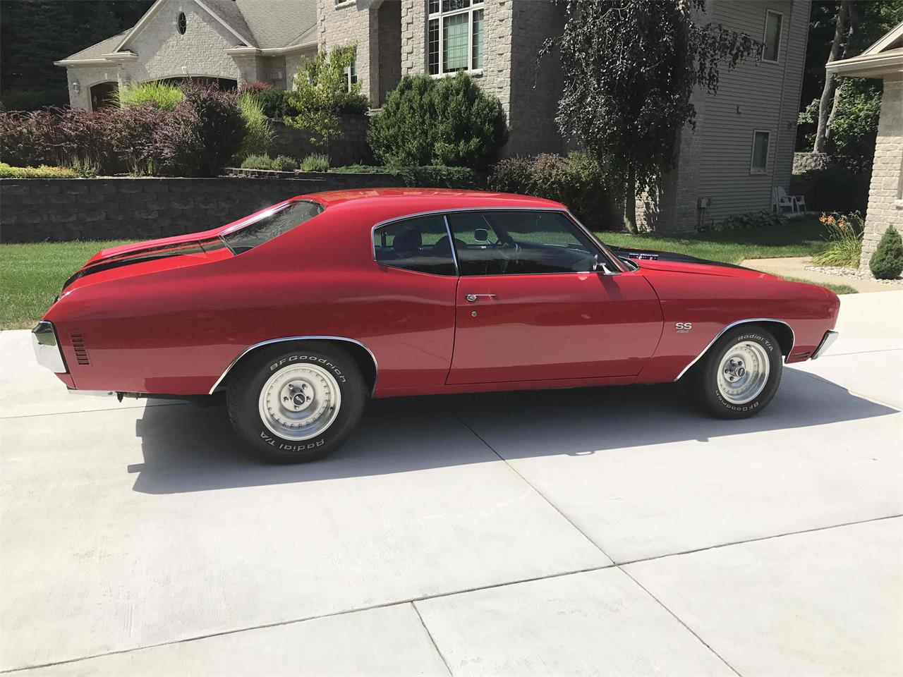 Large Picture of '70 Chevelle SS - QRPE