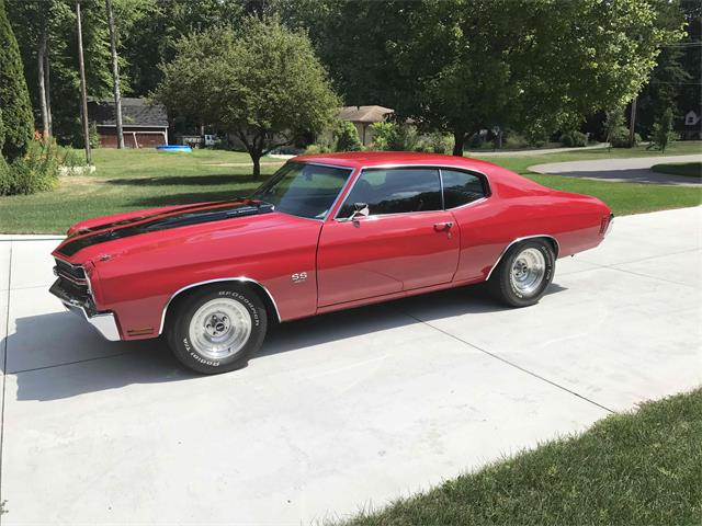 1970 Chevrolet Chevelle for Sale on ClassicCars com on