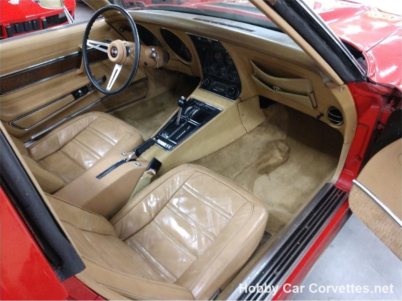 Large Picture of '73 Corvette - QRPJ