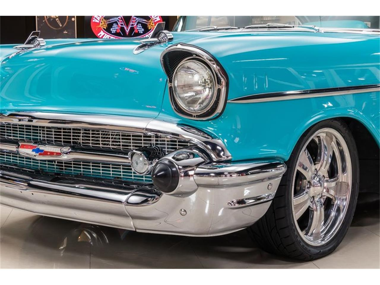 Large Picture of '57 Bel Air - QRPU