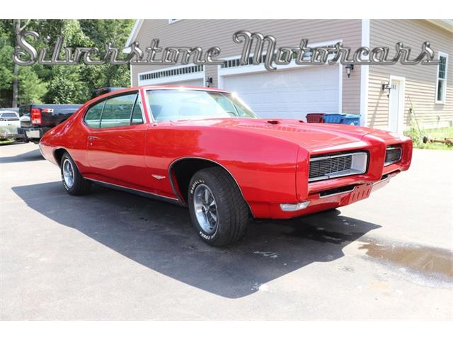 1968 Pontiac GTO for Sale on ClassicCars com on ClassicCars com