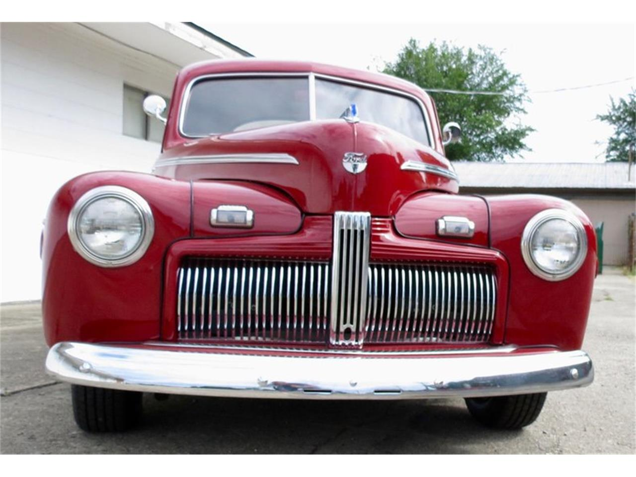 Large Picture of '42 Coupe - QRQB