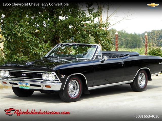 Picture of 1966 Chevelle SS Offered by  - QRQK