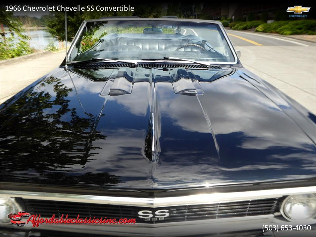 Large Picture of '66 Chevelle SS - QRQK