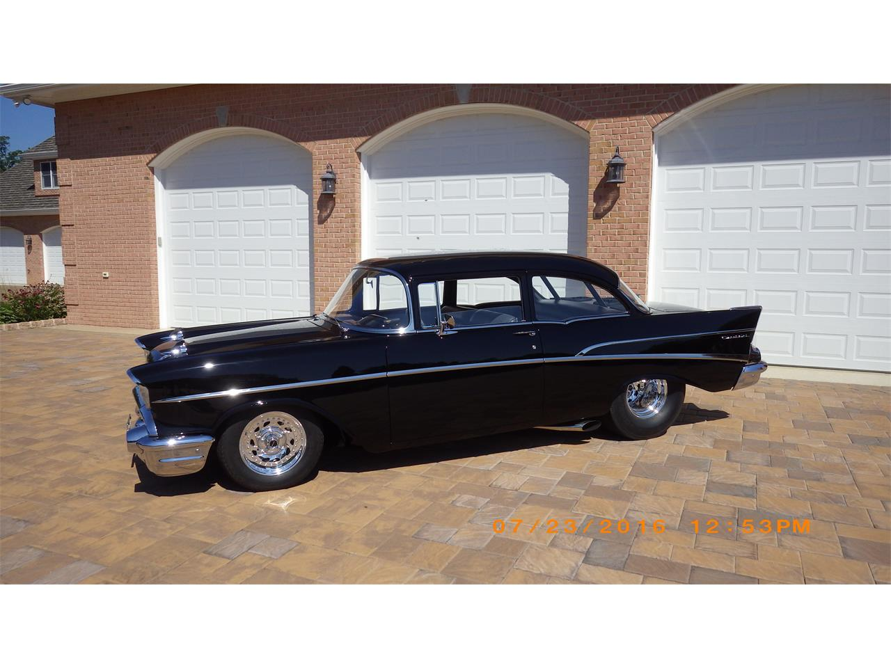 Large Picture of '57 Bel Air - QRQM