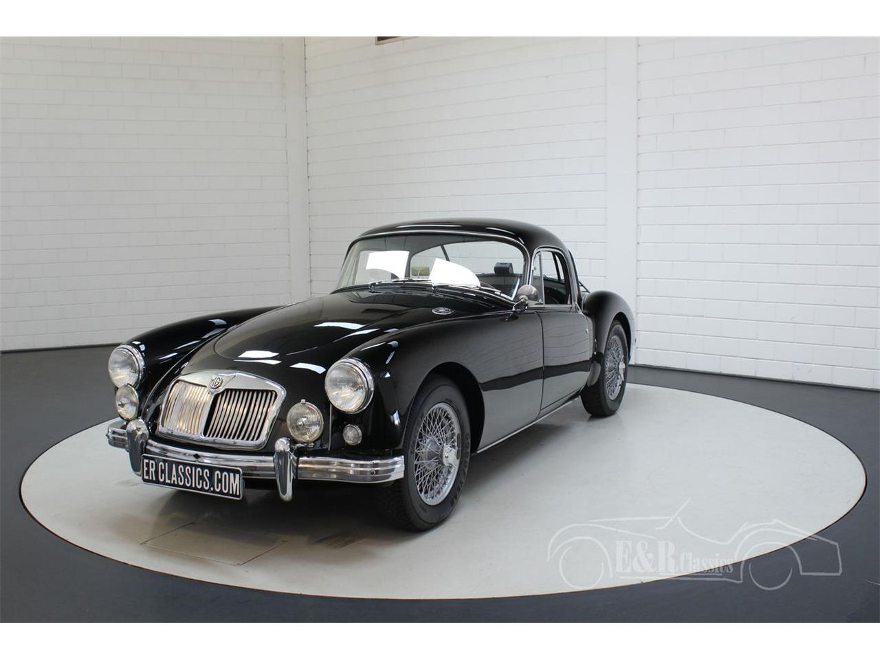 Large Picture of '57 MGA - QRRA