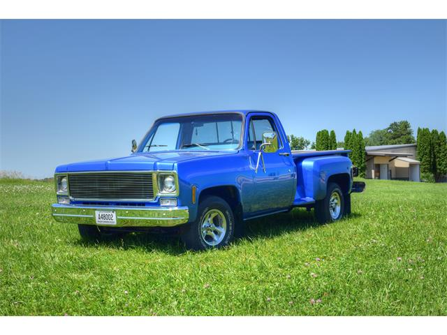 Picture of '78 Pickup - QRS0