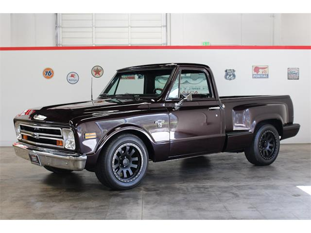 1968 Chevrolet C10 for Sale on ClassicCars com on
