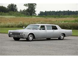 Picture of Classic 1967 Lincoln Continental located in Auburn Indiana Auction Vehicle Offered by Worldwide Auctioneers - QRSU