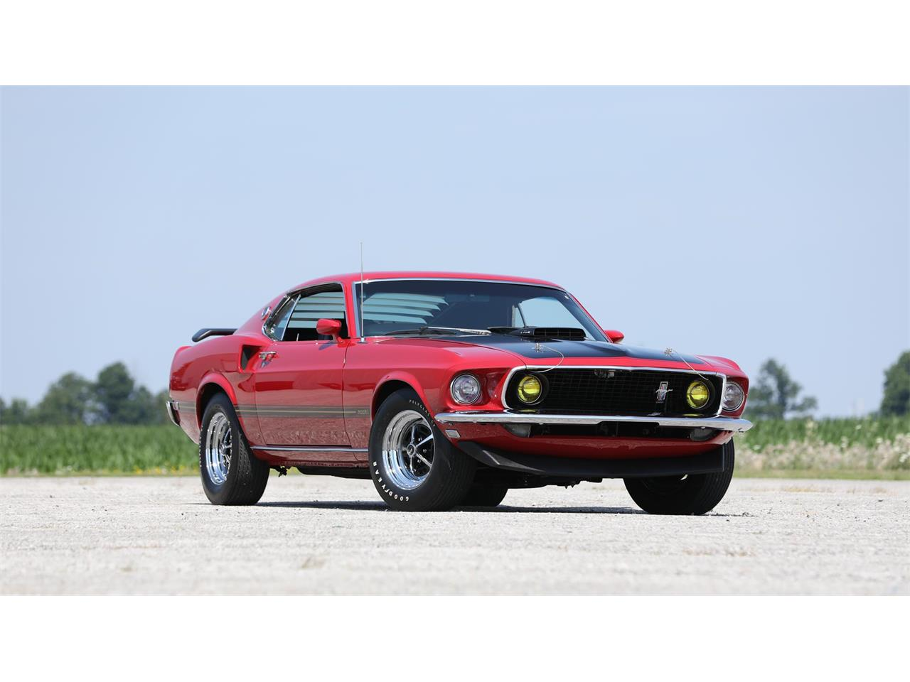 Large Picture of '69 Mustang Mach 1 - QRSX