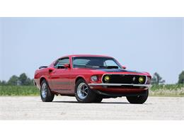 Picture of '69 Mustang Mach 1 - QRSX