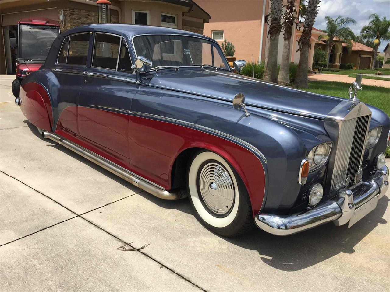 Large Picture of '64 Silver Cloud III - QRT3