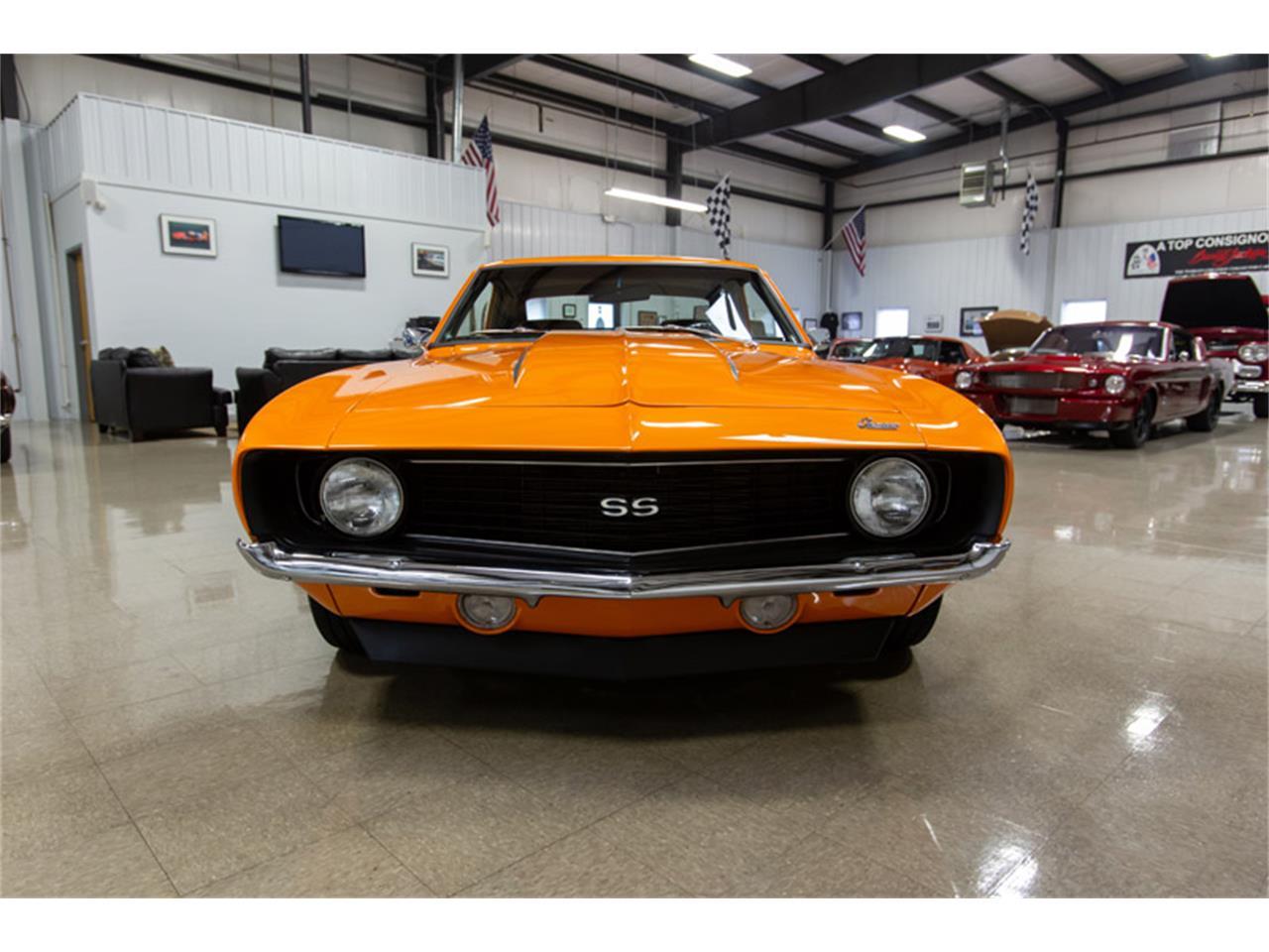 Large Picture of '69 Camaro - QRT7