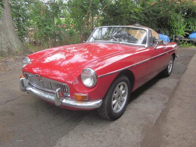 Picture of '68 MGB - QRTN