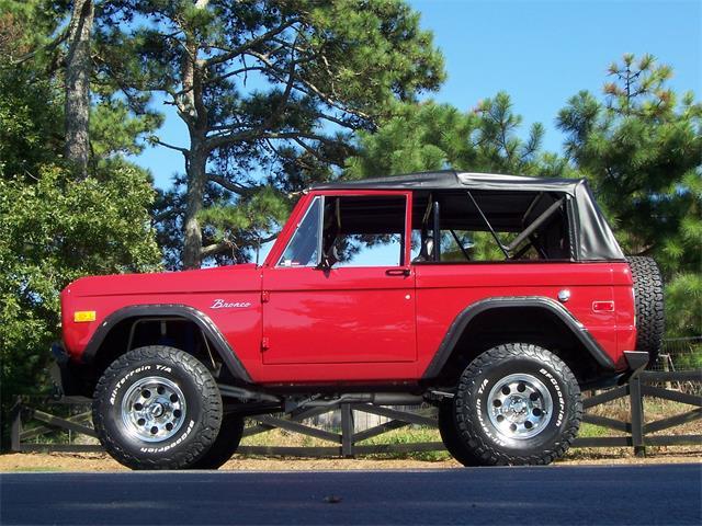 Picture of '76 Bronco - QRTQ