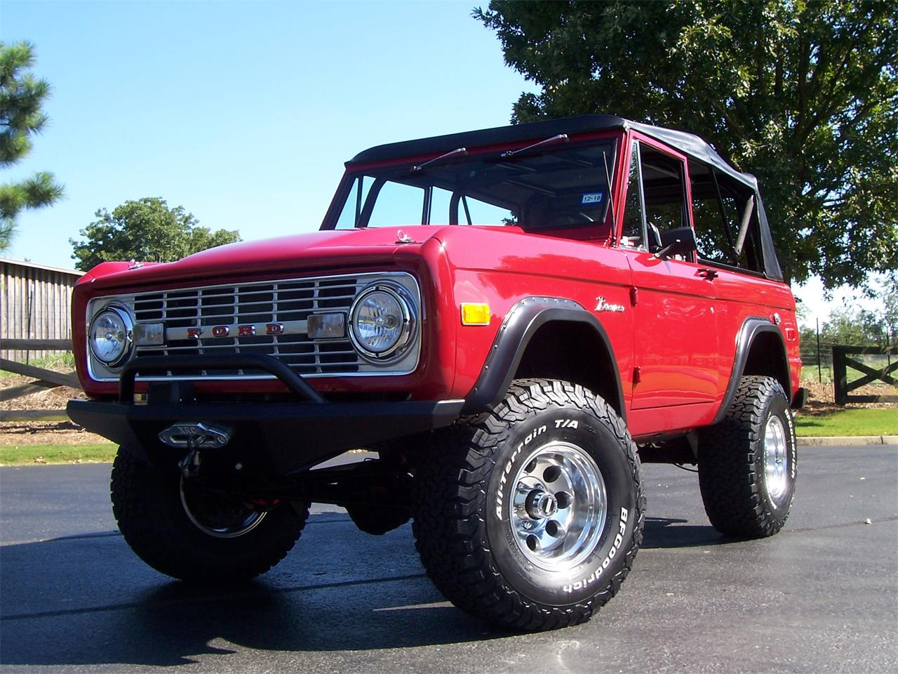 Large Picture of '76 Bronco - QRTQ