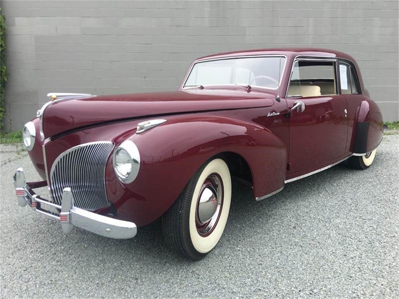 Large Picture of '41 2-Dr Coupe - QRTV