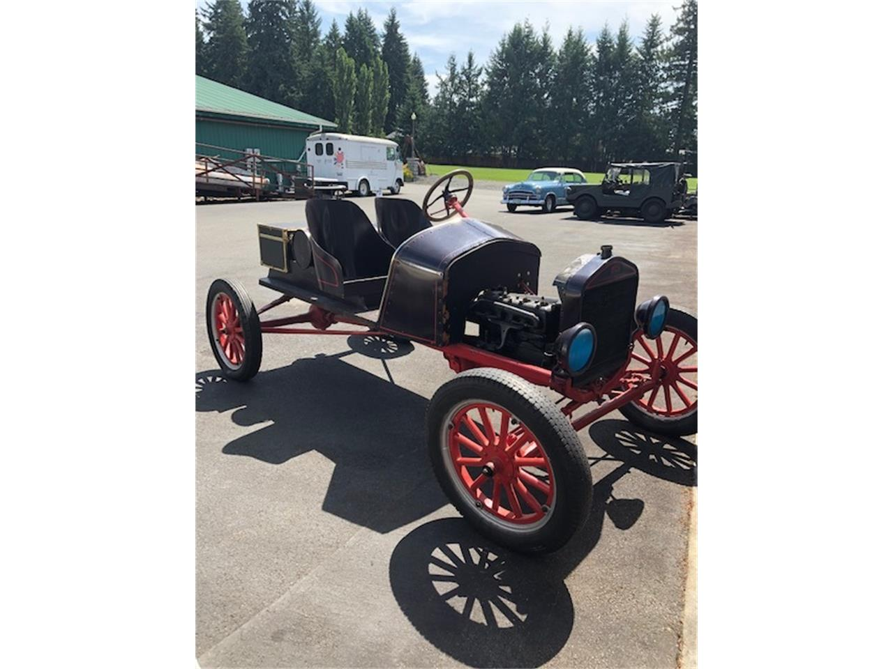 Large Picture of '23 Model T - QRU3