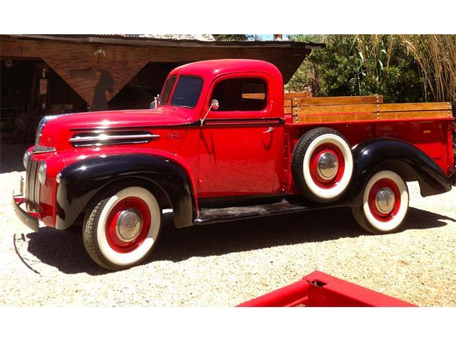 Picture of '47 1-1/2 Ton Pickup - QRUB