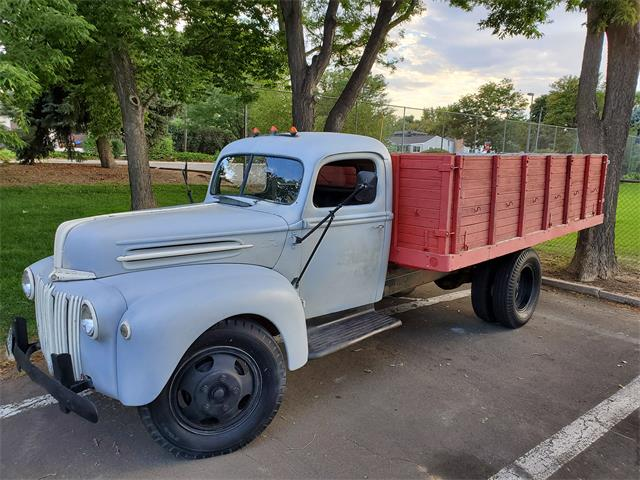Picture of '47 1-1/2 Ton Pickup - QRUM