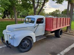 Picture of 1947 Ford 1-1/2 Ton Pickup - QRUM
