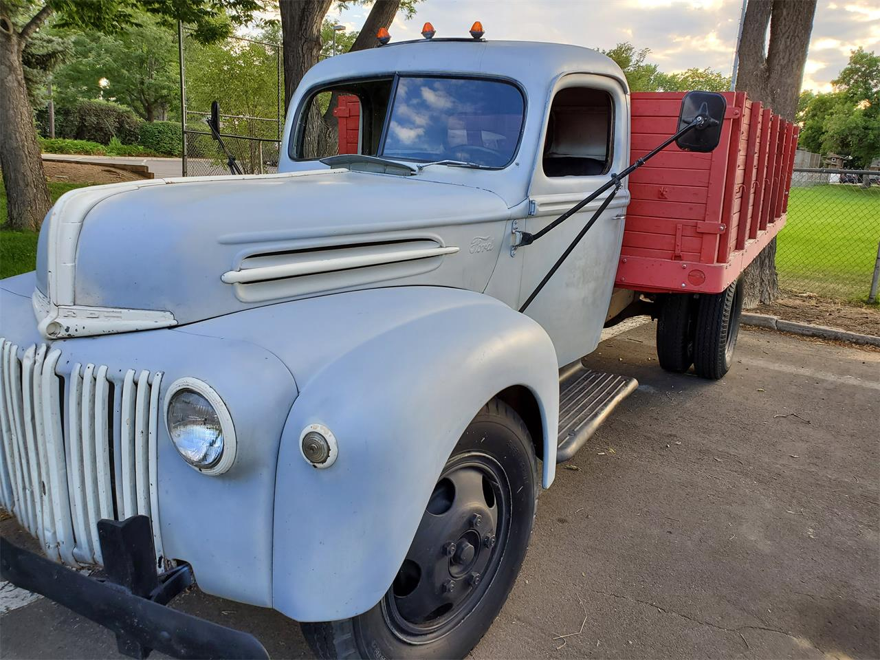 Large Picture of 1947 Ford 1-1/2 Ton Pickup located in Colorado - $8,995.00 - QRUM