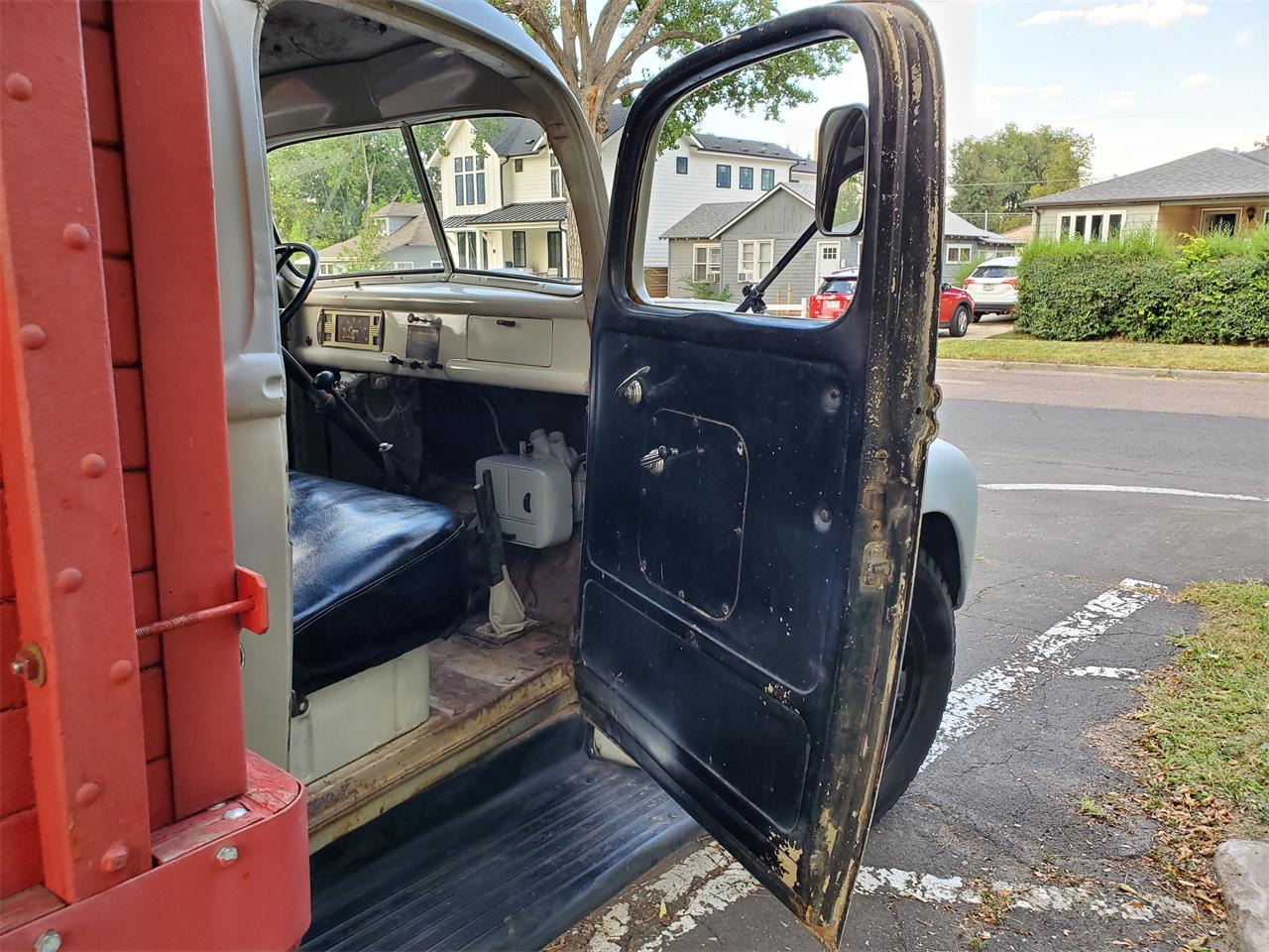 Large Picture of Classic '47 Ford 1-1/2 Ton Pickup Offered by a Private Seller - QRUM