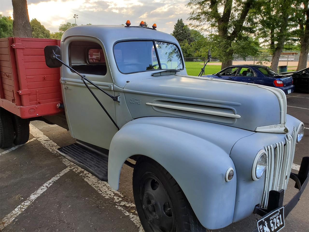 Large Picture of Classic '47 1-1/2 Ton Pickup located in Colorado - QRUM