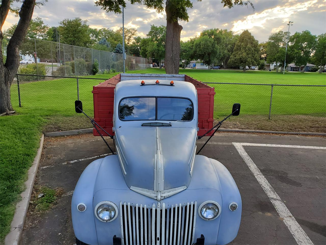 Large Picture of '47 Ford 1-1/2 Ton Pickup located in Arvada Colorado - $8,995.00 - QRUM