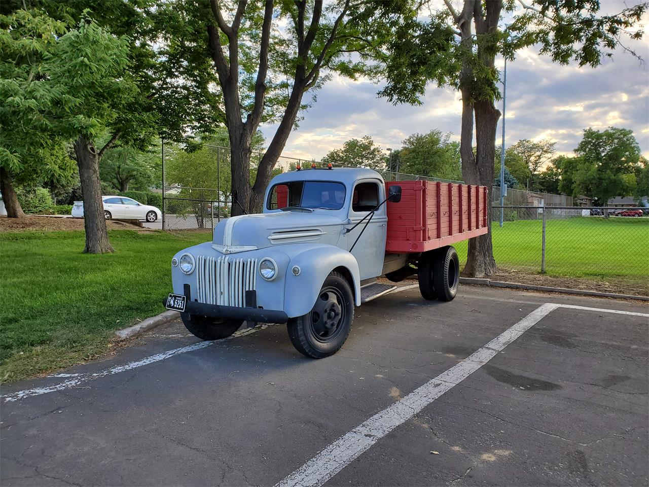 Large Picture of Classic '47 Ford 1-1/2 Ton Pickup - $8,995.00 Offered by a Private Seller - QRUM