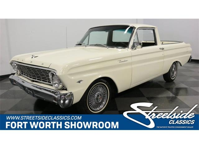 Picture of '64 Ranchero - QRUP