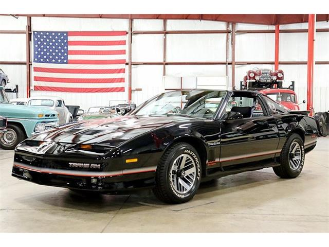 Picture of '85 Firebird - QRUS