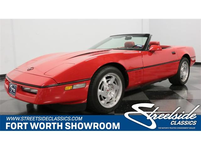 Picture of 1990 Chevrolet Corvette - $18,995.00 Offered by  - QRUT