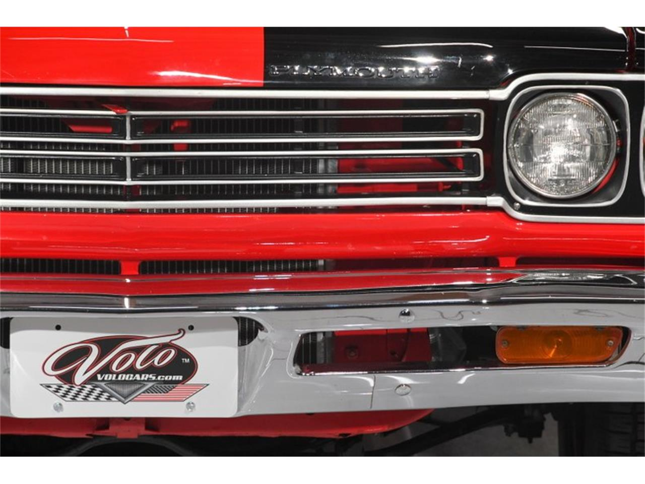 Large Picture of '69 Road Runner - QRV2