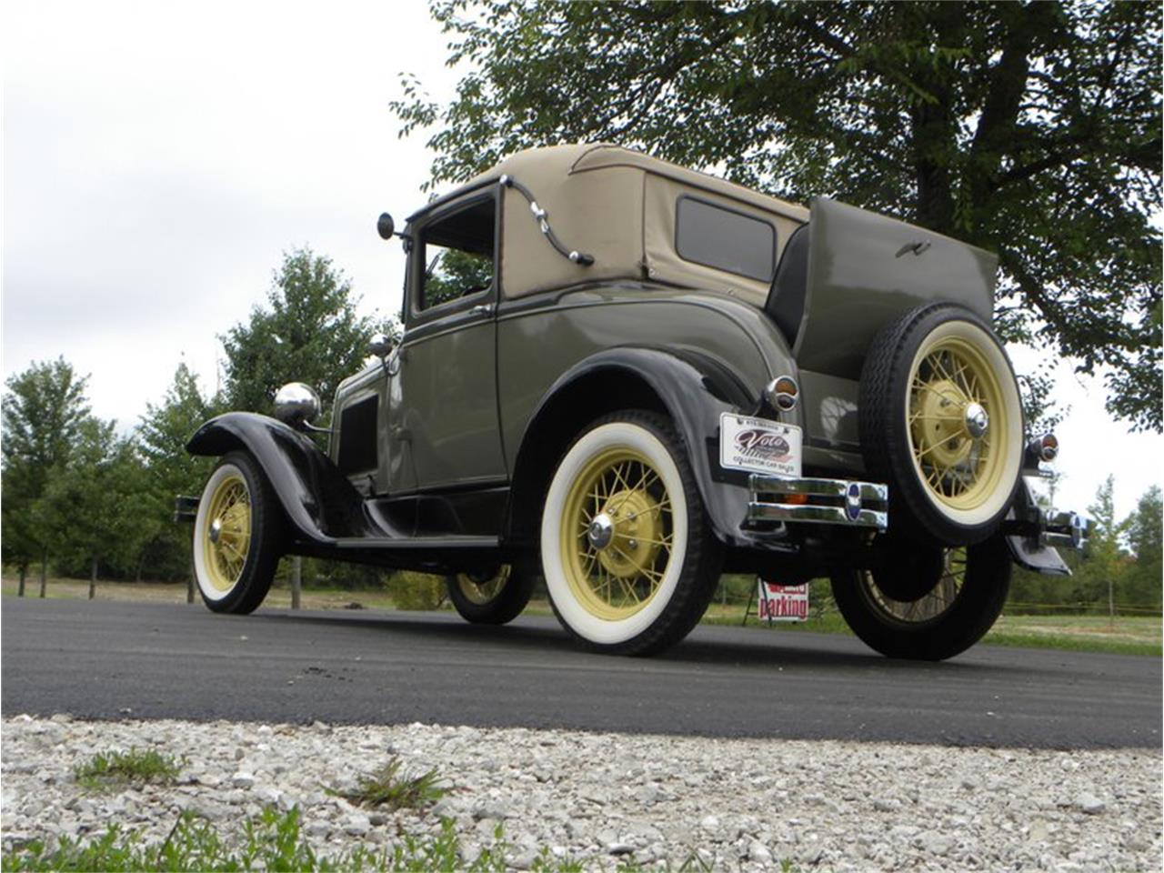 Large Picture of '30 Model A - QRV4