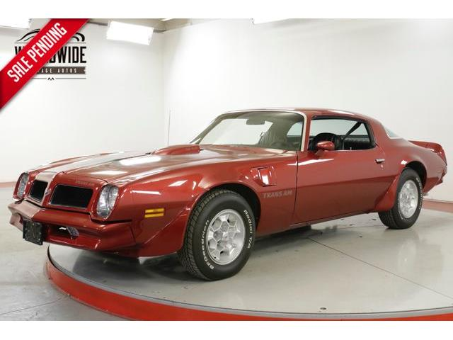Picture of '76 Firebird - QRV8