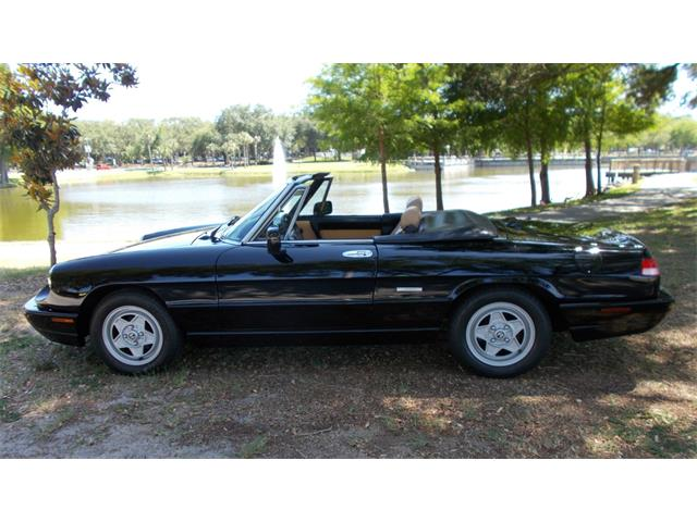 Picture of '91 Spider - QRW1