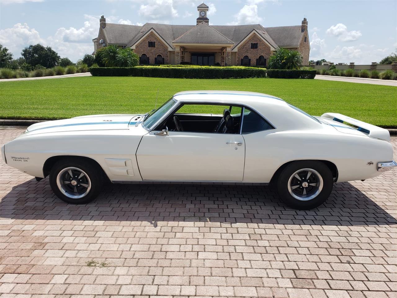 Large Picture of '69 Firebird - QRWC