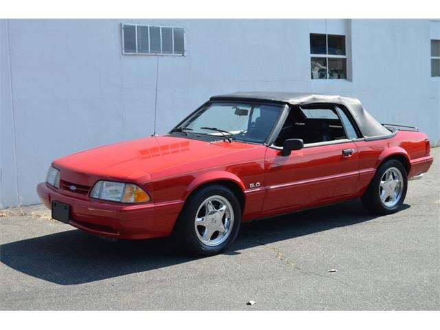 Picture of '93 Mustang - QRXF