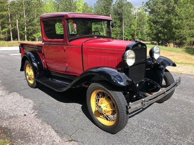 Picture of '31 Model A - QRXS
