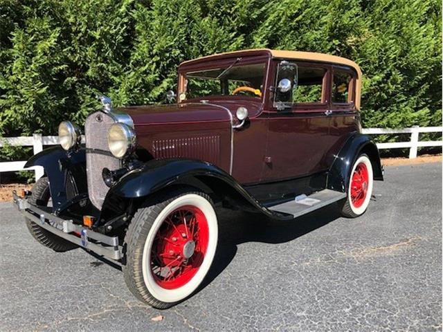 Picture of '31 Model A - QRY0