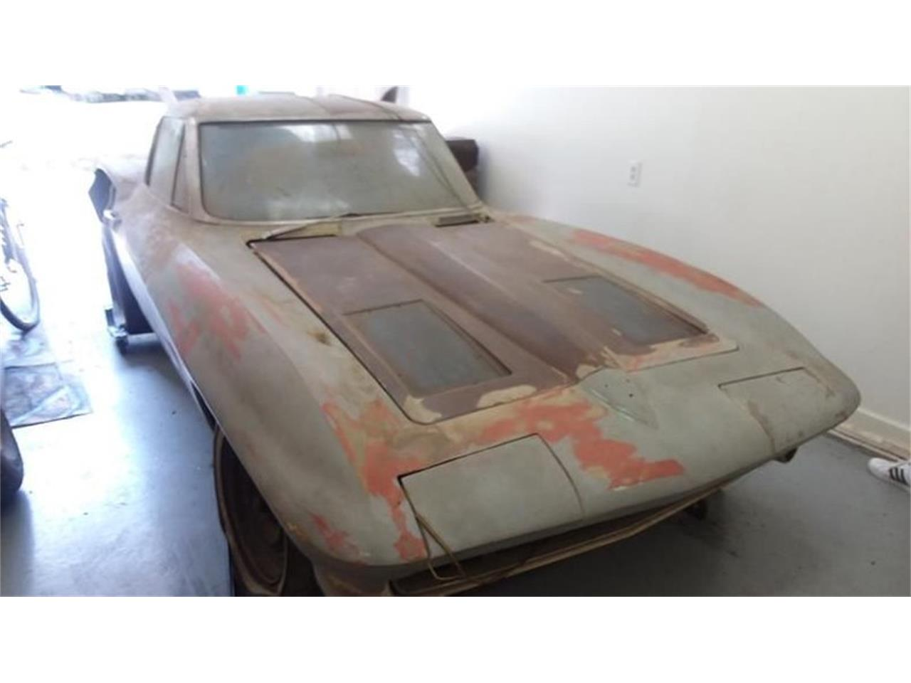 Large Picture of '63 Corvette - QRY4