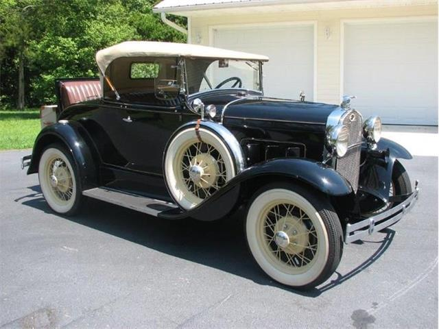 Picture of '31 Model A - QRYA