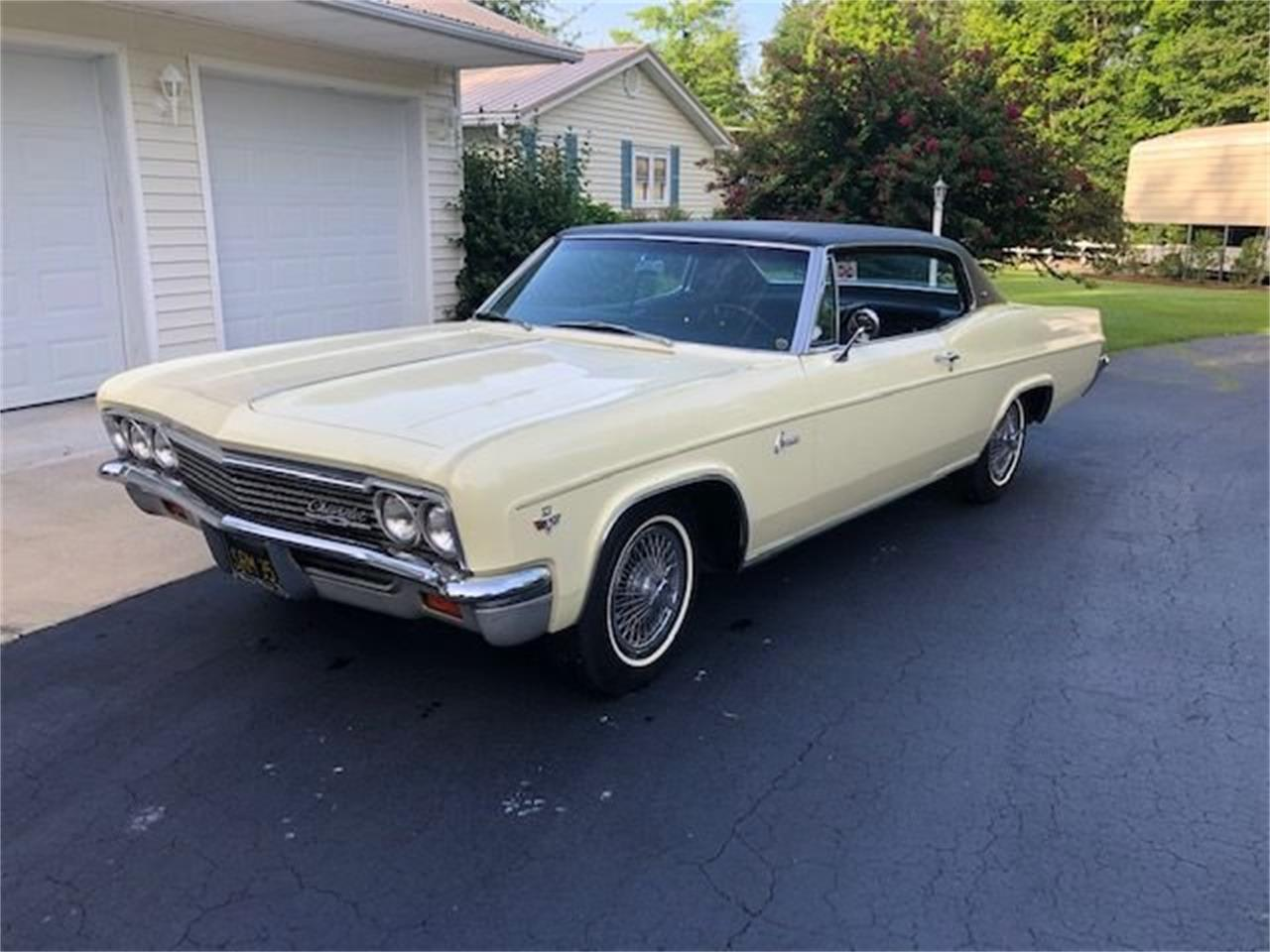 Large Picture of '66 Caprice - QRYI