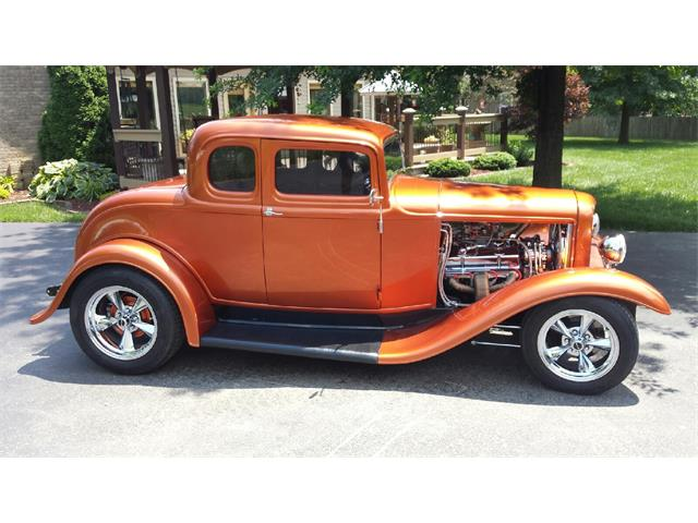 Picture of 1932 Ford 5-Window Coupe - $48,800.00 Offered by a Private Seller - QRYO