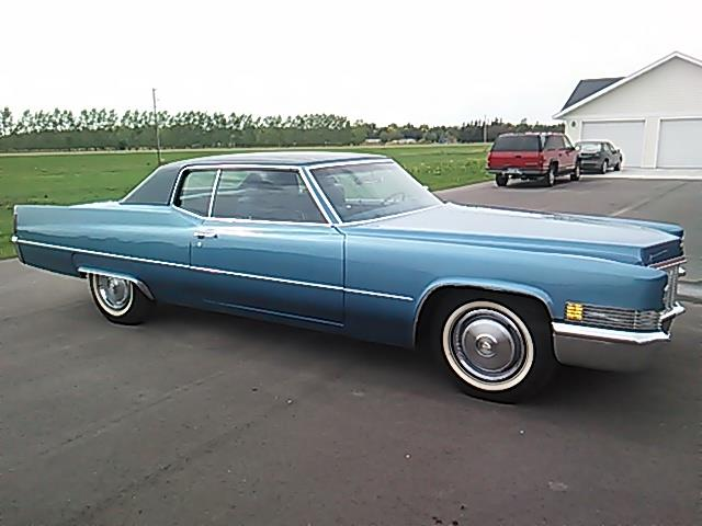 Picture of '70 Coupe DeVille - QRYY