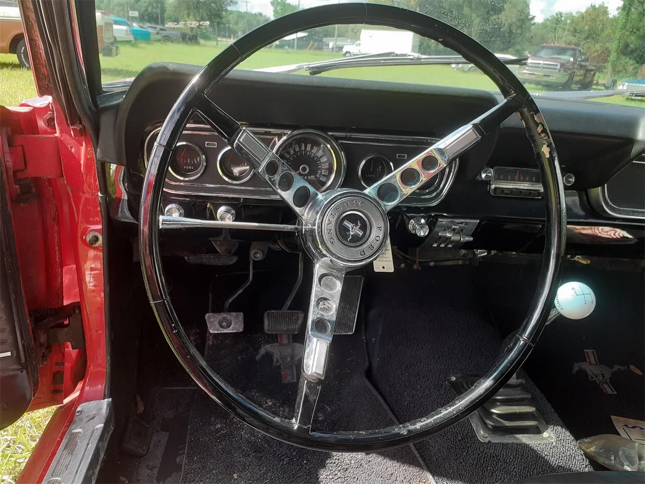 Large Picture of '66 Mustang - QRZ3